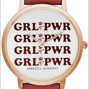Rebecca Minkoff Girl Power Watch
